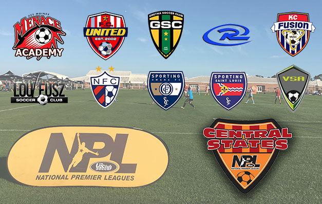 Creation of Central States NPL expands geographical impact of National Premier Leagues