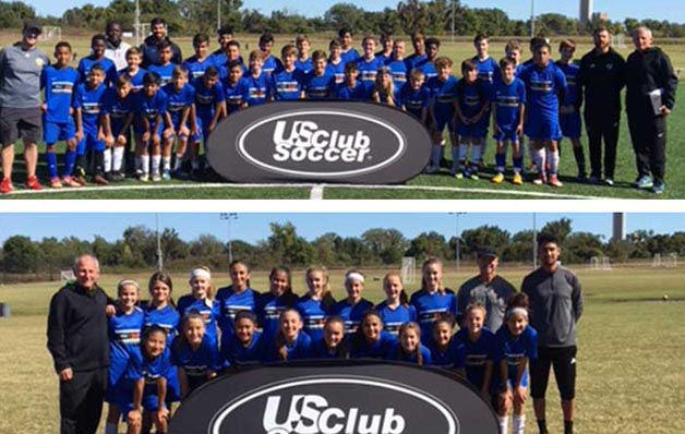 Red River NPL hosts 56 players from 12 clubs in second PDP held in Tulsa