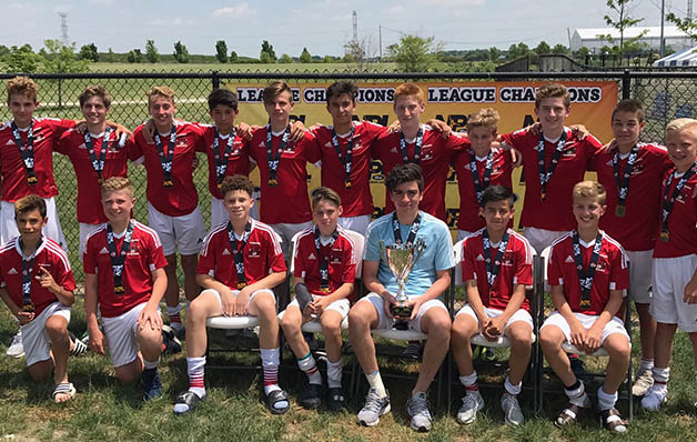 FC Wisconsin, Cincinnati United Premier, Minnesota TwinStars win 2017 Midwest Developmental League playoff titles