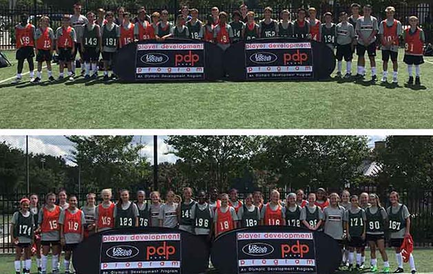 South Atlantic Premier League brings PDP to more than 60 players in Rock Hill, South Carolina
